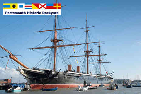 Portsmouth Historic Dockyard - Childs annual pass Full Navy Ticket - Save 40%